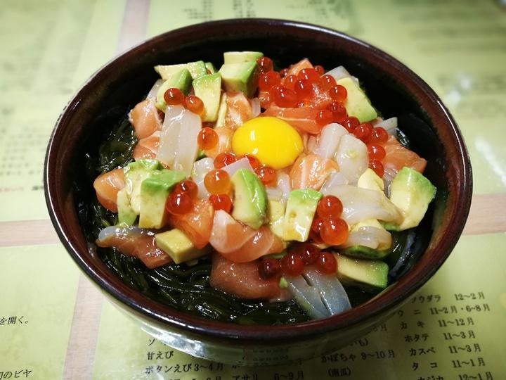 hakodatemorningmarket26 Hakodate-有趣函館朝市 きくよ食堂的海鮮丼飯 北海道必吃