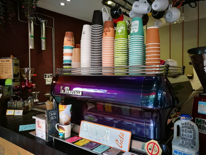 hilastep06 新竹-HILA STEP 馬雅咖啡外帶店之二...平價的好咖啡
