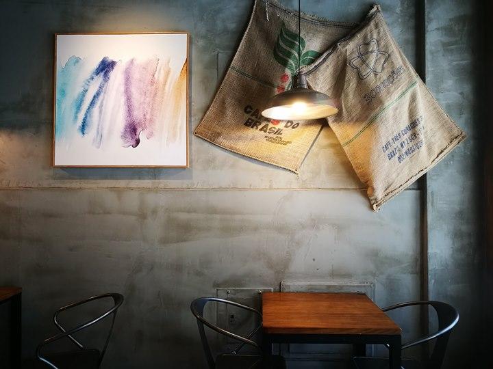 laooo09 中壢-老窩咖啡(站前23) 工業中帶著溫暖的空間