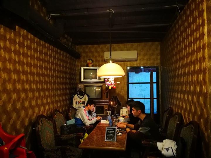 oromo05 信義-Oromo Cafe懷舊風裡的咖啡香