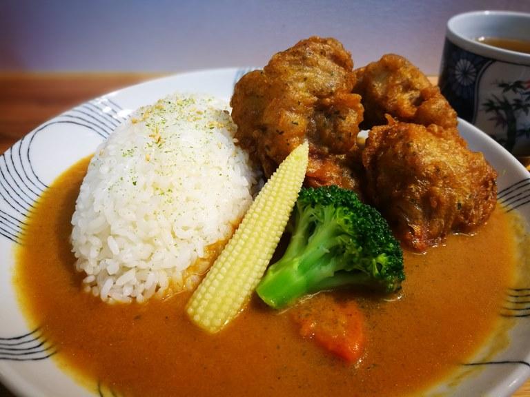 dafu5 竹北-大福 關東煮新鮮口感好  咖哩簡單家常 小巧日式食堂