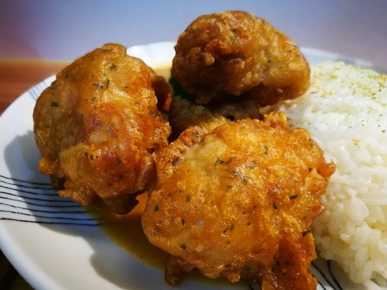 dafu7 竹北-大福 關東煮新鮮口感好  咖哩簡單家常 小巧日式食堂