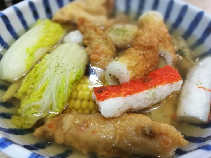 daifu3 竹北-大福 關東煮新鮮口感好  咖哩簡單家常 小巧日式食堂