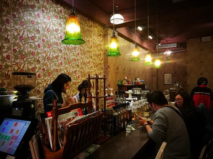 shencafe03 桃園-燊咖啡 復古鄉村風 藝文中心老牌馳名咖啡館