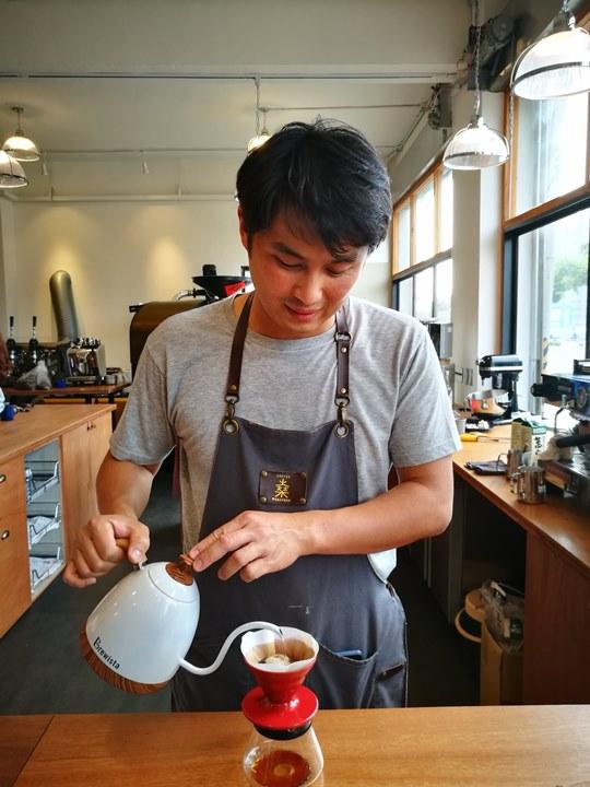 3firewood22 桃園-燊咖啡3館 三火木咖啡企業社 幸福路上的一杯幸福咖啡