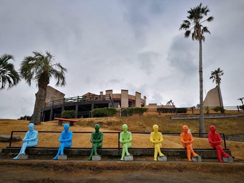 MOAI17 Miyazaki-SunMesse日南 宮崎必訪 探訪來自復活島的稀客...全球唯一復刻版MOAI