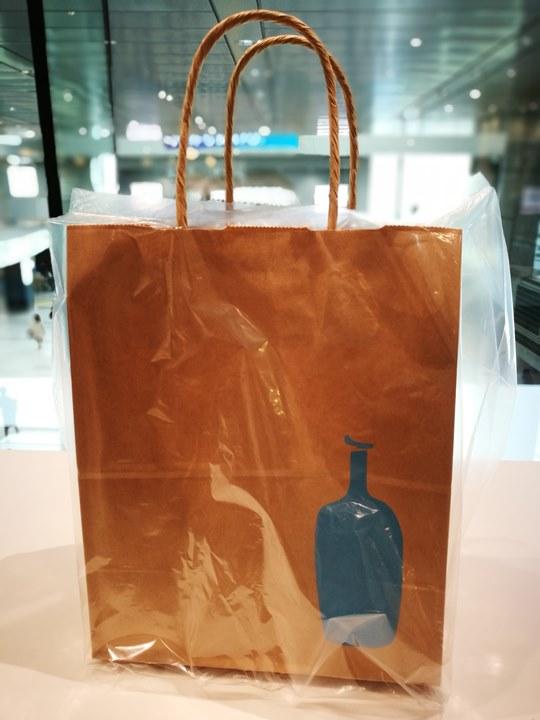 bluebottle1 Shinagawa-品川車站巧遇藍瓶子Blue Bottle怎麼樣也要來一杯