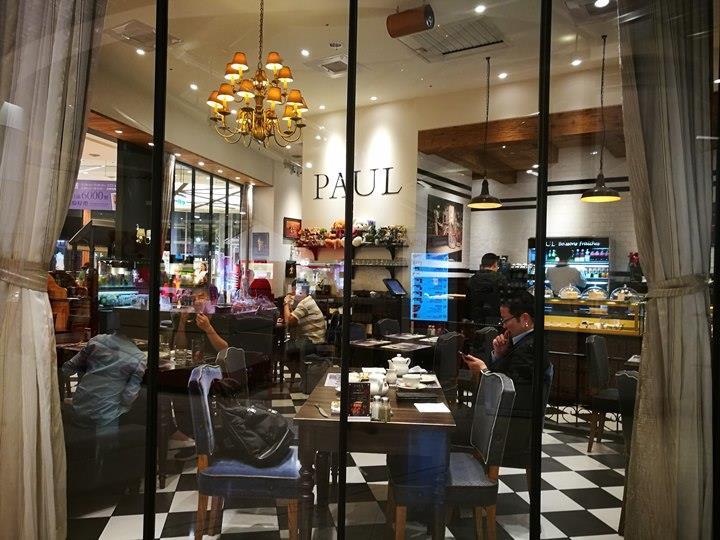 paulhsinchu04 新竹-PAUL(巨城店)來自法國百年麵包店 百年來堅持落伍 麵包外餐點也好吃
