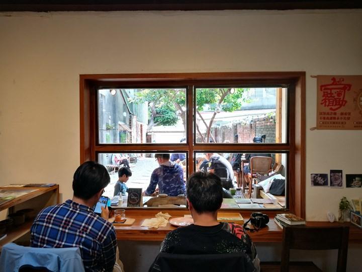 wethey20 中壢-我們他們咖啡 老街溪旁老屋屬於大家的咖啡館