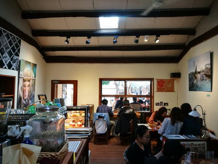 wethey21 中壢-我們他們咖啡 老街溪旁老屋屬於大家的咖啡館