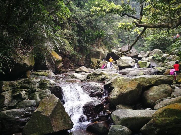 chingshanwaterfall21 石門-青山瀑布步道 輕鬆愜意舒適賞瀑布
