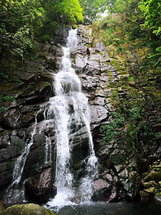 chingshanwaterfall23 石門-青山瀑布步道 輕鬆愜意舒適賞瀑布