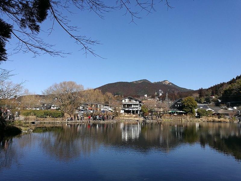 kinrinko13 Yufuin-金鱗湖 由布院第一美景 飄渺夢幻的小池塘
