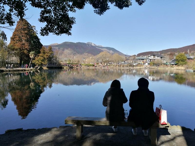 kinrinko16 Yufuin-金鱗湖 由布院第一美景 飄渺夢幻的小池塘