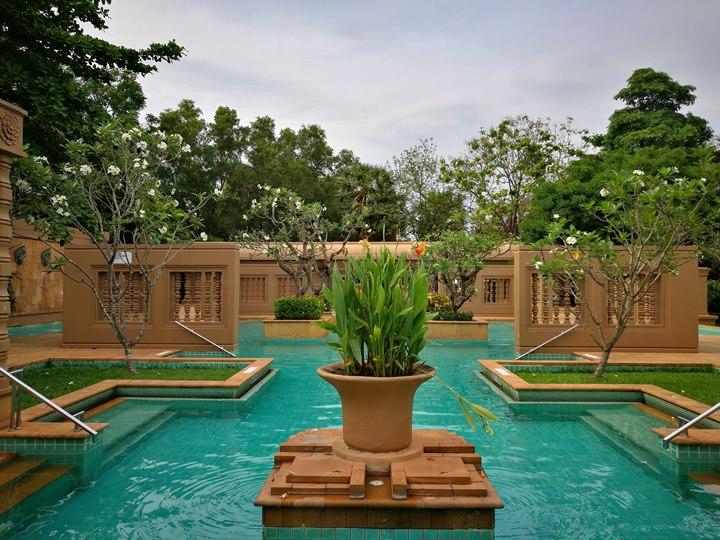 lemeridienangkor37 Siem Reap-Le Méridien Angkor吳哥艾美 CP值超高 環境舒適餐點好吃還有免費喝到爽的Coffee Bar