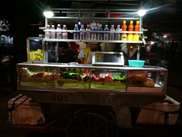 miecafe14 Siem Reap-Mie Cafe暹粒市區高棉式建築 改良式的高棉料理 氣氛一級棒