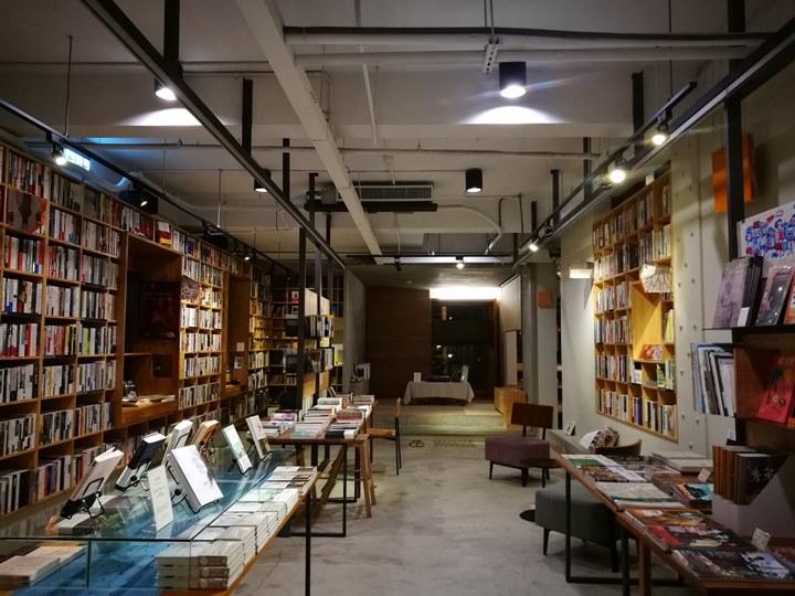 orbook08 竹北-新瓦屋旁 或者書店 美麗的藝文空間