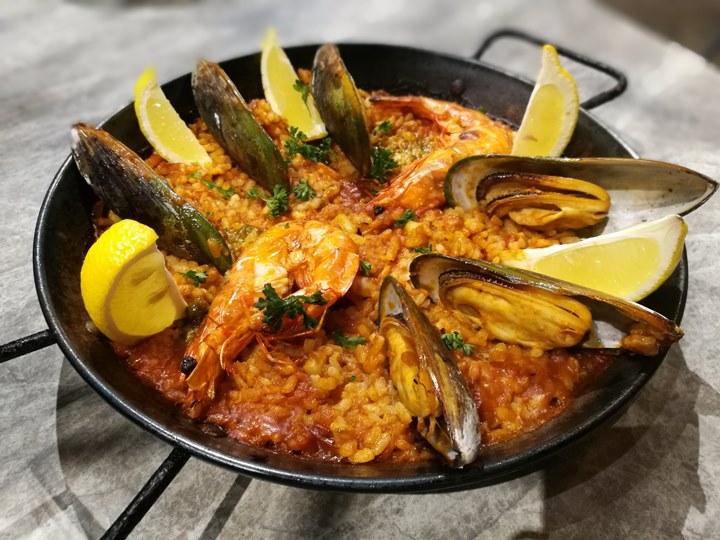 spanishkitchen14 新竹-西班牙農家廚房 香Q的烤飯