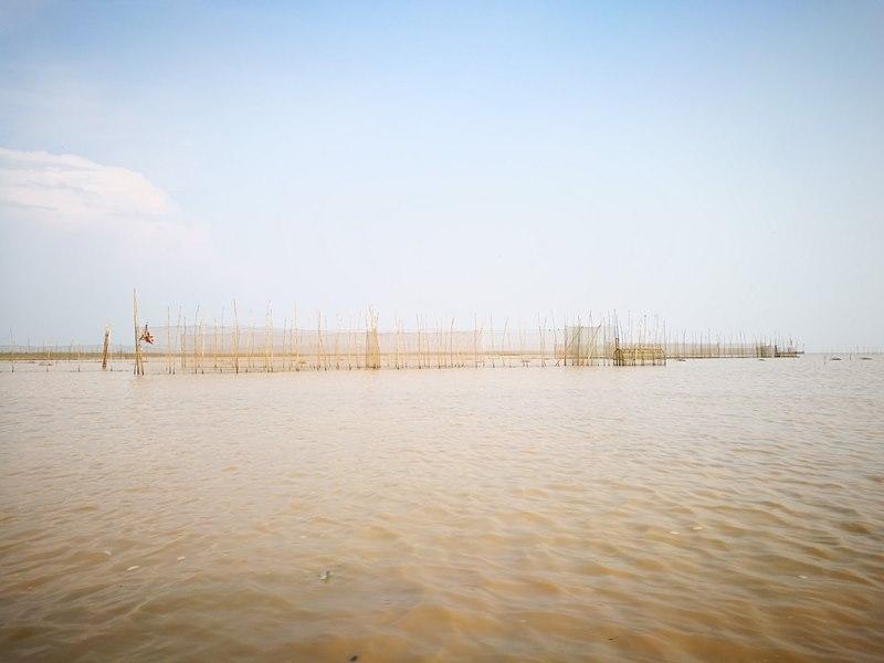 tonlesap26 Siem Reap-Tonle Sap洞里薩湖 柬埔寨的魚米鄉 落後環境中的知足生活