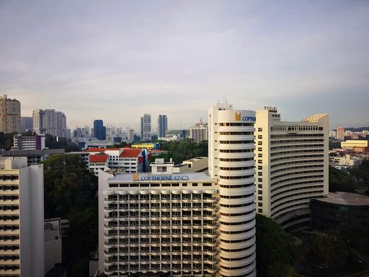 4PSIN0109 Singapore-Four Points福朋Style簡單舒適的商務飯店