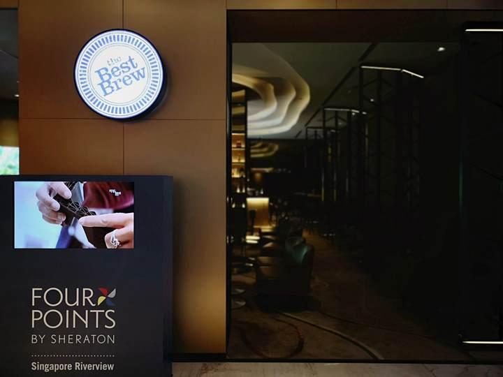 4PSIN0120 Singapore-Four Points福朋Style簡單舒適的商務飯店