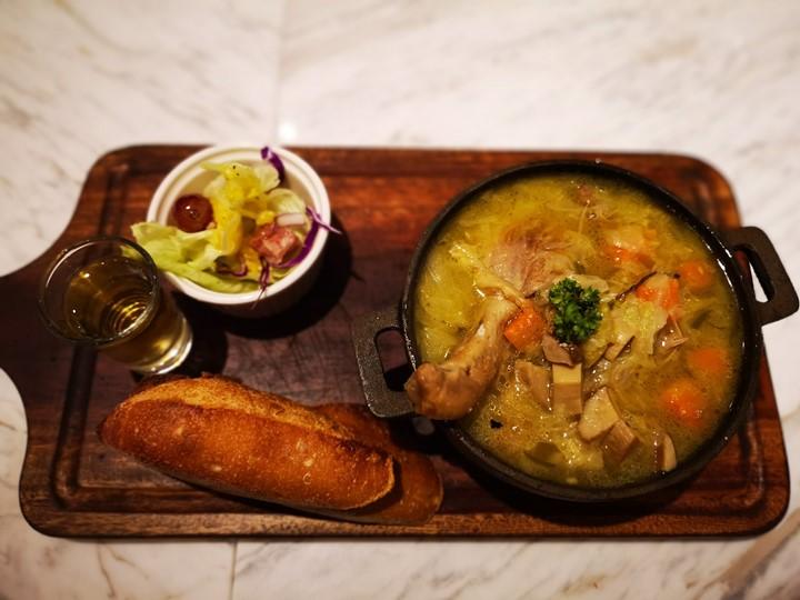 AA08 竹北-Vicuddy Bistro小巴黎餐酒館 白色的浪漫法式的美食