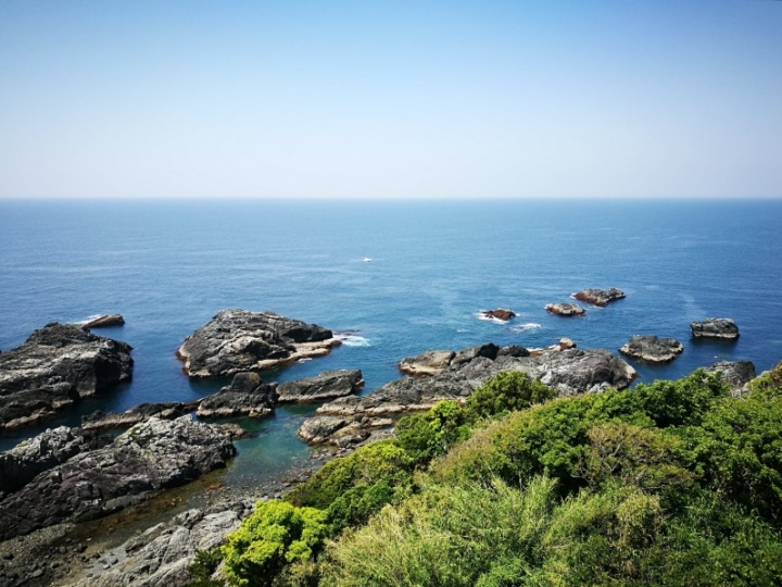 Shionomisaki010134 Kushimoto-和歌山串本 潮岬燈塔與潮岬Tower 本州最南端