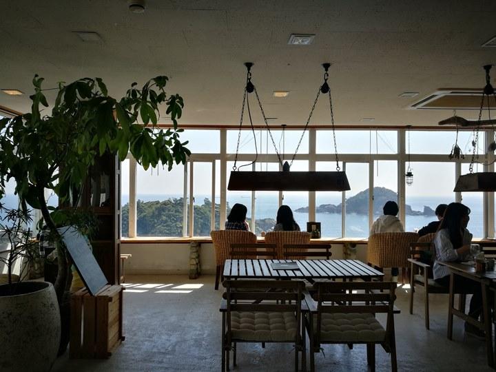 bushdecoffee06 Mirozu-和歌山見老津 國道42上最美的餐廳Bush De Coffee 景觀好食物好吃