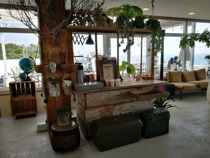 bushdecoffee08 Mirozu-和歌山見老津 國道42上最美的餐廳Bush De Coffee 景觀好食物好吃