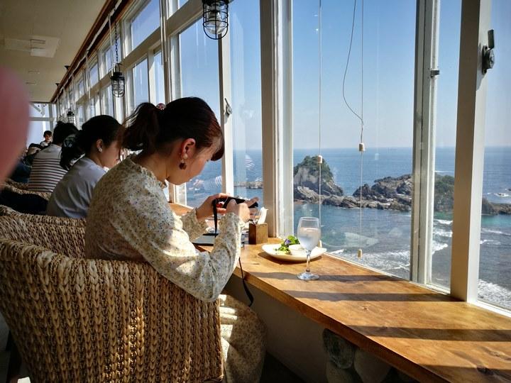 bushdecoffee25 Mirozu-和歌山見老津 國道42上最美的餐廳Bush De Coffee 景觀好食物好吃