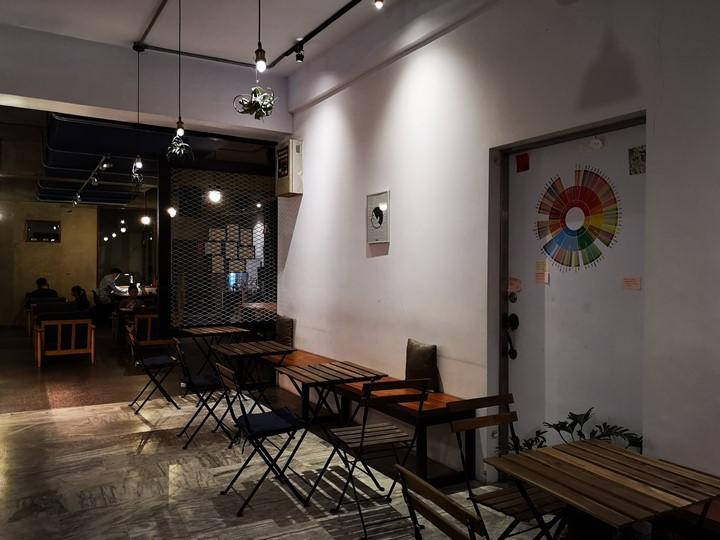 dawncafe08 新竹-續日Cafe 低調靜謐的工業風 清爽細緻的單品咖啡