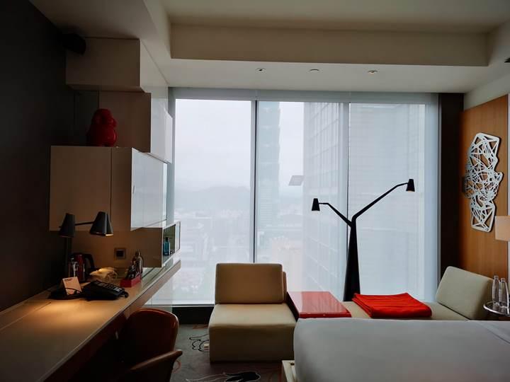 Wtaipei19 信義-摩登時尚精品飯店W Taipei
