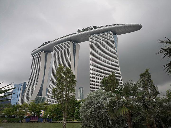 gardens-by-the-bay05 Singapore-Gardens by the Bay之Flower Dome/Cloud Forest新加坡的巨大溫室...盛夏最好的去處