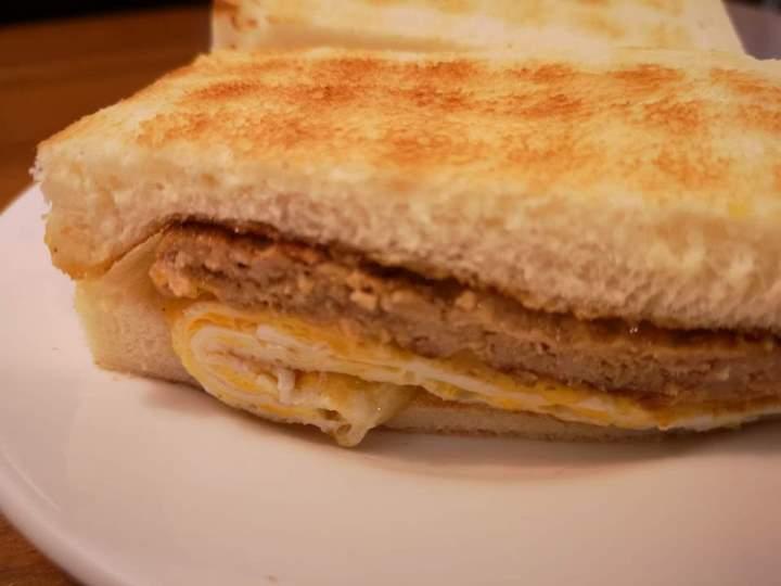 janefang16 信義-真芳碳烤吐司 鬧區中靜巷的人氣小店