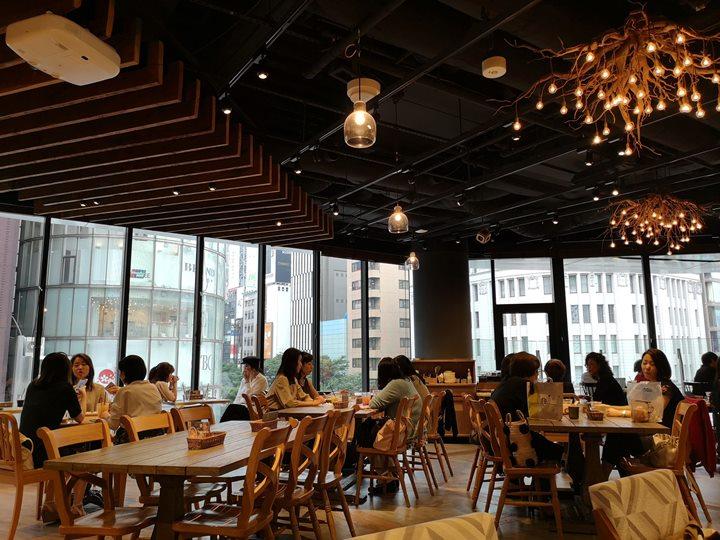 ramoo11 Ginza-RAMO FRUTAS CAFE時尚銀座大街的悠閒空間