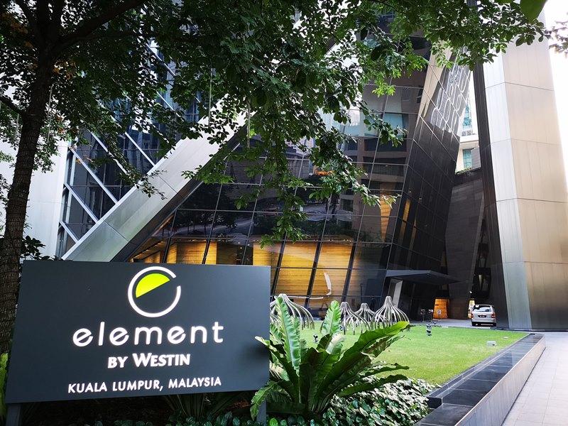 ElementKL01 Kuala Lumpur-吉隆坡Element by Westin簡單大方木質舒適飯店 升套房真開心