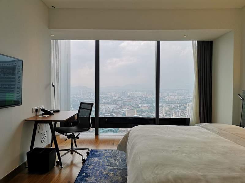 ElementKL38 Kuala Lumpur-吉隆坡Element by Westin簡單大方木質舒適飯店 升套房真開心