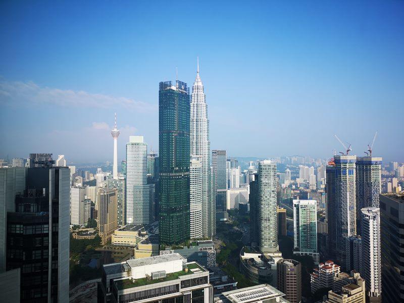 ElementKL46 Kuala Lumpur-吉隆坡Element by Westin簡單大方木質舒適飯店 升套房真開心