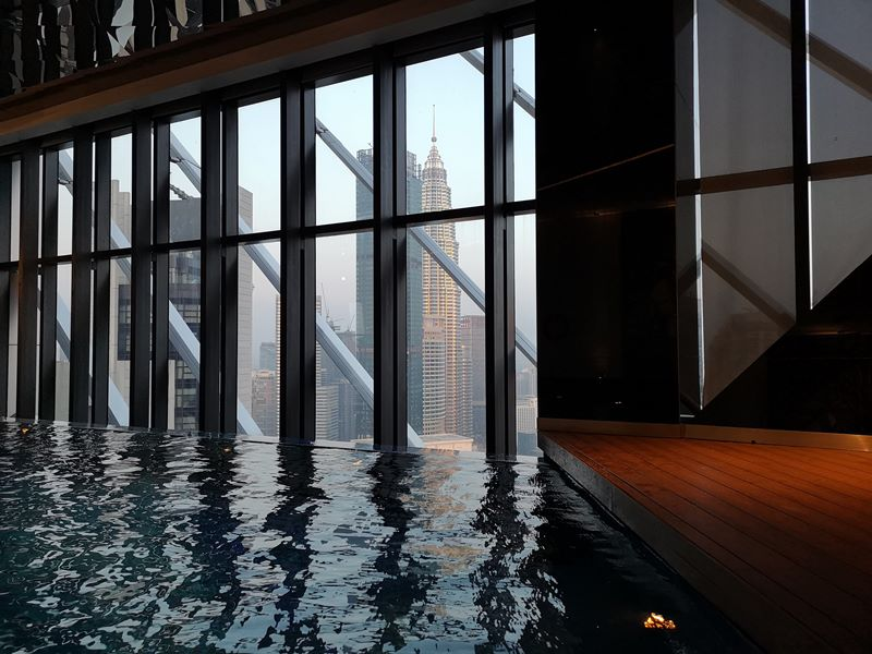 ElementKL49 Kuala Lumpur-吉隆坡Element by Westin簡單大方木質舒適飯店 升套房真開心