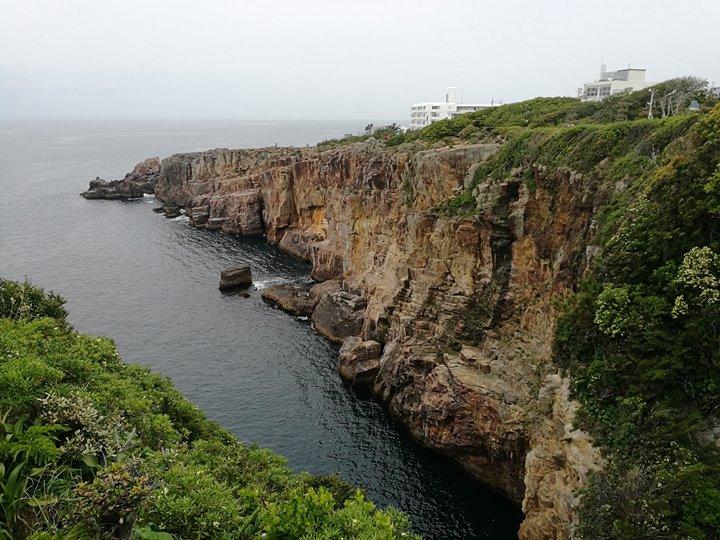 IMG_20180430_095252 Shirahama-和歌山白濱地質公園 千疊敷與三段壁