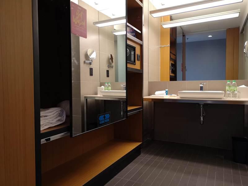 aloftklsentral24 Kuala Lumpur-Aloft吉隆坡 Sentral KL直結 輕鬆的氛圍方便的環境