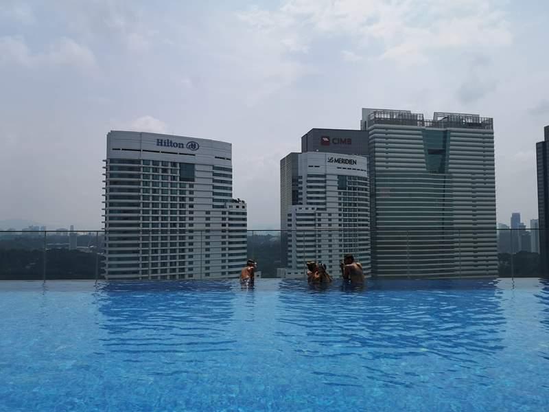 aloftklsentral26 Kuala Lumpur-Aloft吉隆坡 Sentral KL直結 輕鬆的氛圍方便的環境