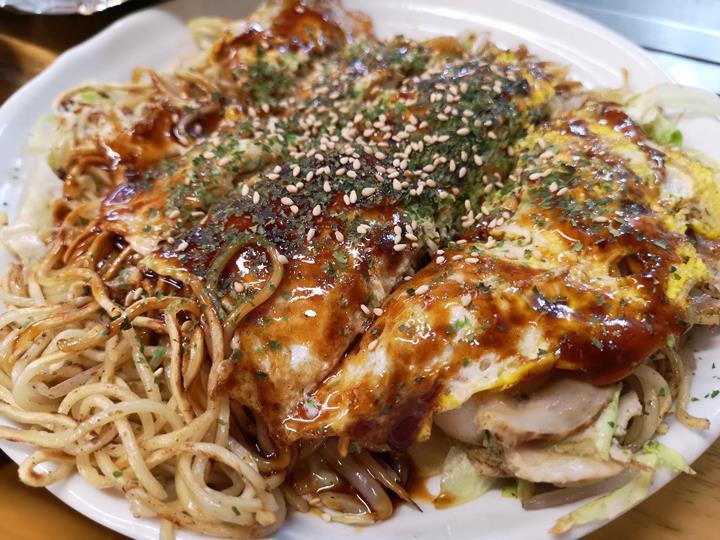 hiroshimayaki8 Hiroshima-五ェ門來廣島必吃廣島燒