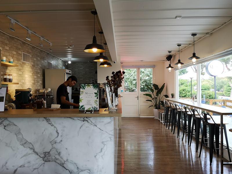 materialcafe15 中壢-素材日常咖啡Material Cafe 簡單貨櫃屋精巧美好的設計
