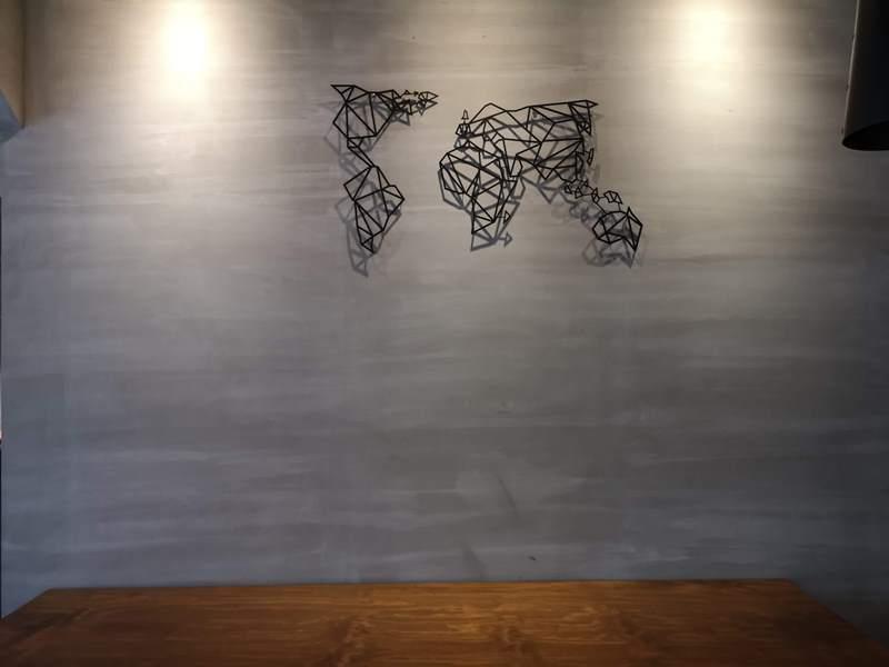 rollingstone11 中壢-流石咖啡 簡單清水模工業風