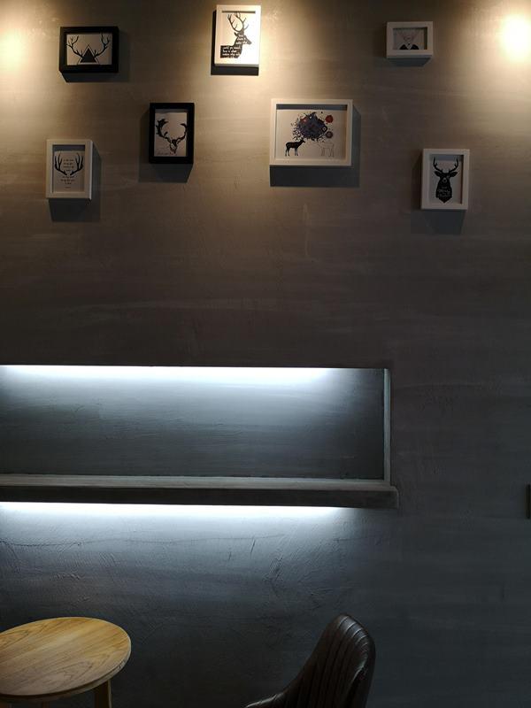 rollingstone12 中壢-流石咖啡 簡單清水模工業風