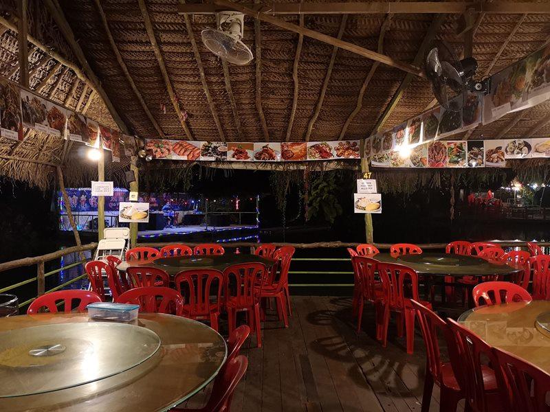 samsui12 Kuala Lumpur-山水菜魚酒家 吉隆坡也有在山上水邊的秘境餐廳