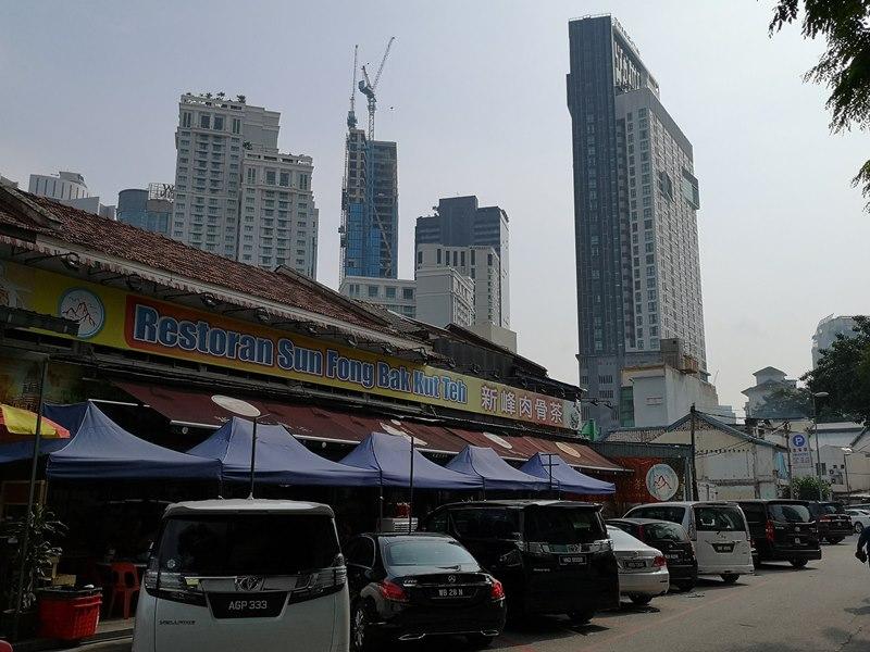 sunfeng02 Kuala Lumpur-來馬來西亞就是要吃肉骨茶 吉隆坡新峰肉骨茶 甘甜味美好好吃