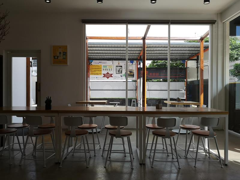 thefun0111113 竹北-The Fun樂房 舒適具設計感 小巧帶著文青設計感的早午餐店