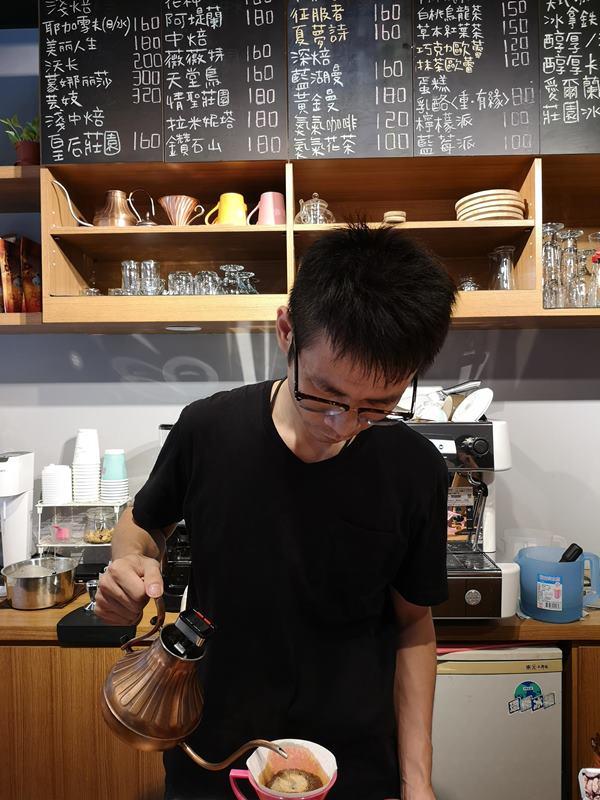 barbariancafe14 中壢-野人時光咖啡 樣樣精彩的咖啡小店